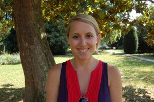 Kelly Clark Enseignante anglais CP et CE1