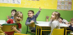 Photo page d'accueil école bilingue franco anglaise greenfield