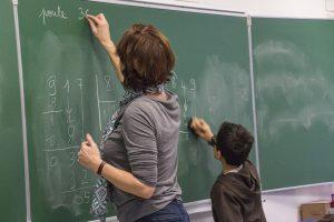 Ecole primaire bilingue Greenfield - Photo faire aimer l'école aux enfants