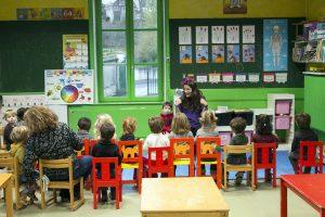 école maternelle greenfield à Lyon - la classe