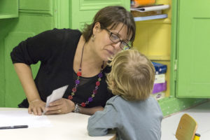 Ecole greenfield : enfant de maternelle de 2 ans : une relation personnalisée avec chaque enfant